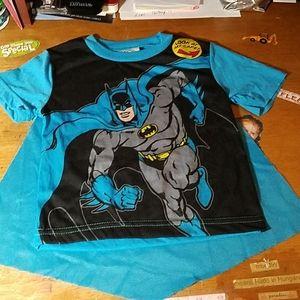 DC Comics 3T Batman Velcro Removable Cape